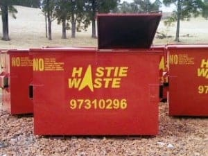 Commercial Refuse Removal Bunbury, Donnybrook, Collie and Bridgetown